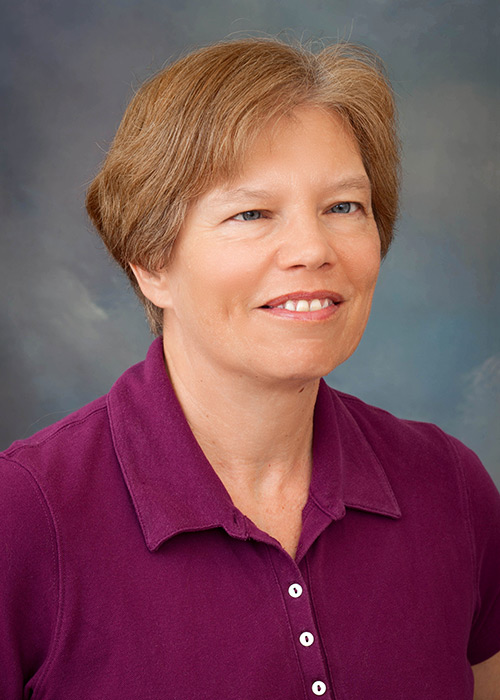 Martha A. Pendleton-Riggle, MD : Quality Assurance Director and Physician